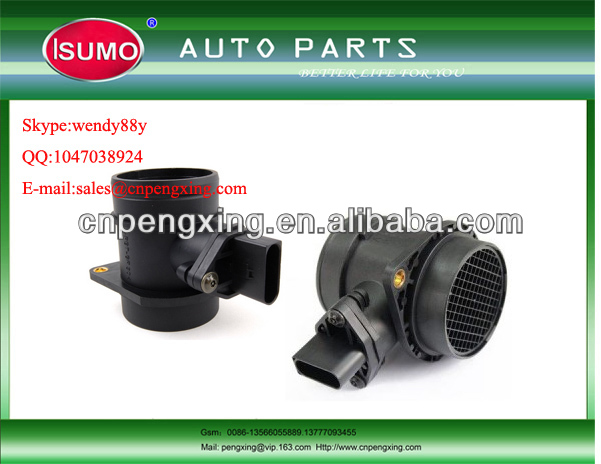 car Mass Air Flow Meter/auto Mass Air Flow Meter 06A906461G/(CARDON 74-10061)/0280218060/06A906461GX/0280218 for VW/JETTA/AUDI