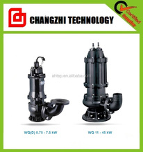 QW Submersible Sewage Electric Pump System 4hp Pump Submersible Pumps