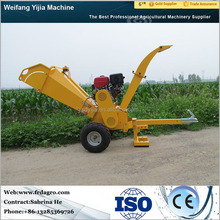 Latest technolog high quality ATV wood chipper for sale