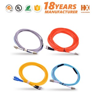 Warranty Multimode Upc/Apc 3M Fiber Optic Patch Cord