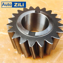 s6-160 gearbox parts reverse spur gear reverse gear for 115305002