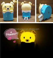 Cartoon led baby night light For Promotional Gift/Goods