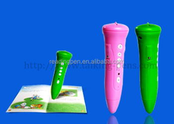 Friendly Material Study Helper Kids Learning Pen Read Pen