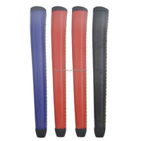 OEM High quality Cowhide Golf Putter Grip Leather Golf Club Grips