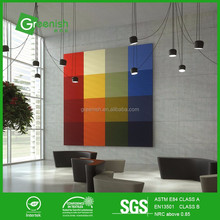 Energy Saving Popular commercial acoustical panels