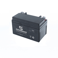 Deep Cycle Sealed 12V 7Ah Motorcycle Lead Acid Battery
