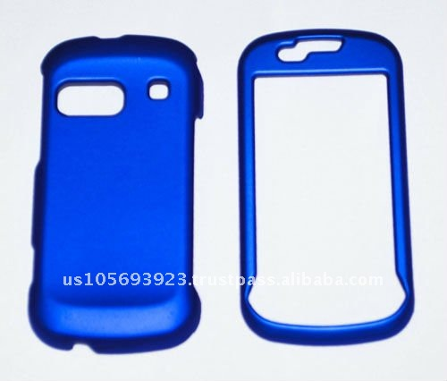 Rubberized Phone Case for Samsung Craft -R900