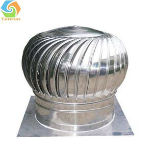 Industrial stainless steel Turbine Roof Vent Fan with good faith 20 years manufacture
