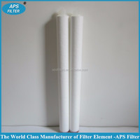 1 micron 30 inch PP melt blown water cartridge filters