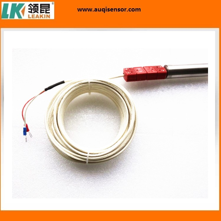 Corundum Protection Tube R Type Thermocouple