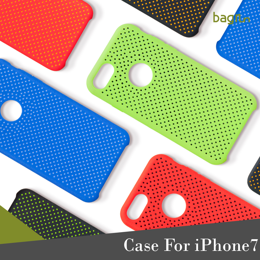 Multi Colors Phone Back Cover Silicon Case For iPhone 7