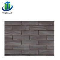 The most popular outside flexible brick wall tiles design