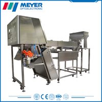 0.6-0.8mpa CCD raisin peanut dry fruit color sorting machinery
