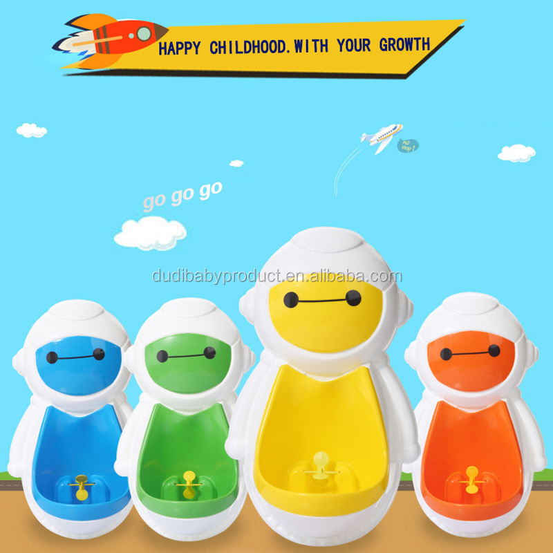 Lovely Robot Boy Urinals Potty Toilet Training
