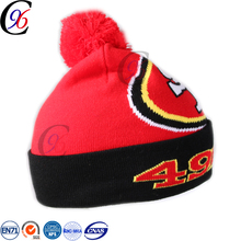 Chengxing new style fashion top quality wholesale cheap crochet woven jacquard beret designer winter outdoor funny beanie hats