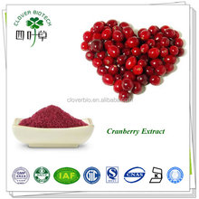 Proanthocyanidins 50% Factory Supply Natural Cranberry Extract