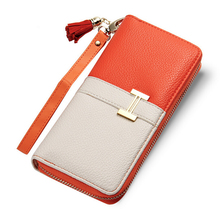 Latest Designer Purse Fashion Travel Wallet China Genuine Leather Wallet