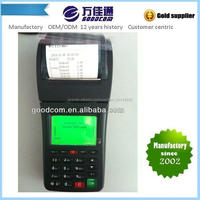 Portable Thermal Printer Supports GSM SMS