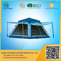 wholesale Outdoor tents camping and hiking gear custom printing camping tents 4 person
