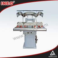 Good Performance Hotel Laundry Room Ironing Machine For Shirts/Vacuum Ironing Table/Industrial Ironing Machine Clothes