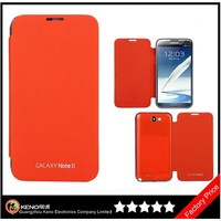 Keno Mobile Phone Cover with PC Hard Suitable for Samsung N7100 GALAXY Note2 Leather Flip Cover