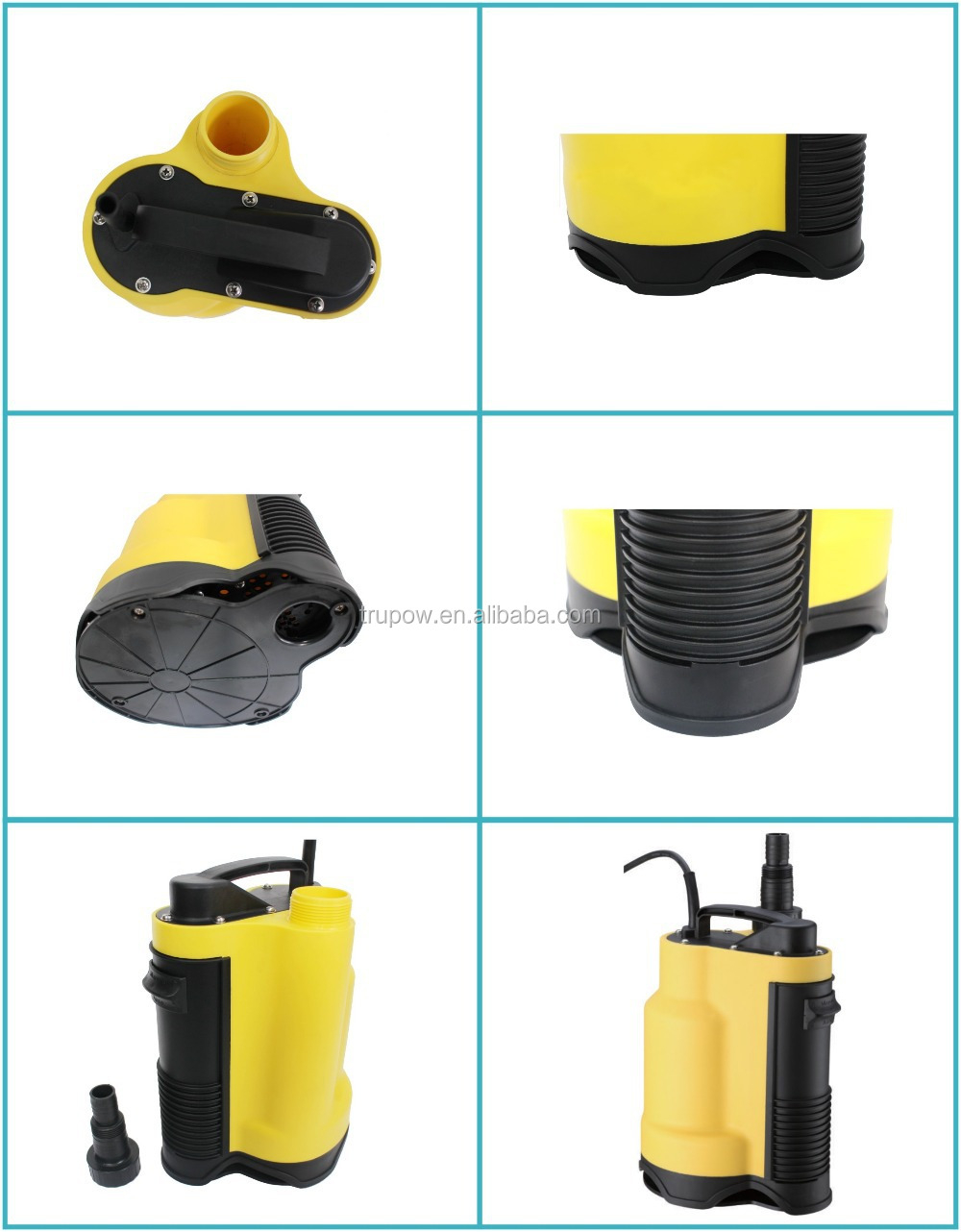 Exclusive Universal Design Built-in float switch submersible pump dirty water price