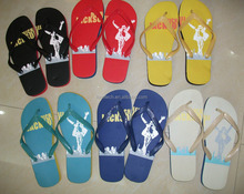 The most popular wholesale usa plain personalized rubber flip flops slippers for men