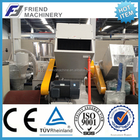 CE certificant plastic film bottle crusher