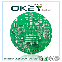 China Professional PCB Manufacturer service ready made power bank printed pcb circuits board