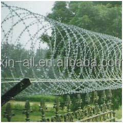 Double cycle Razor barbed wire BTO-22 CBT-65