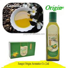 HACCP certificated 100% pure natural cold pressed Camellia Japonica Seed Oil