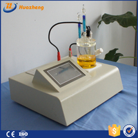 Petroleum Products Moisture Test Machine/Karl Fischer Oil Water Content Analysis Equipment