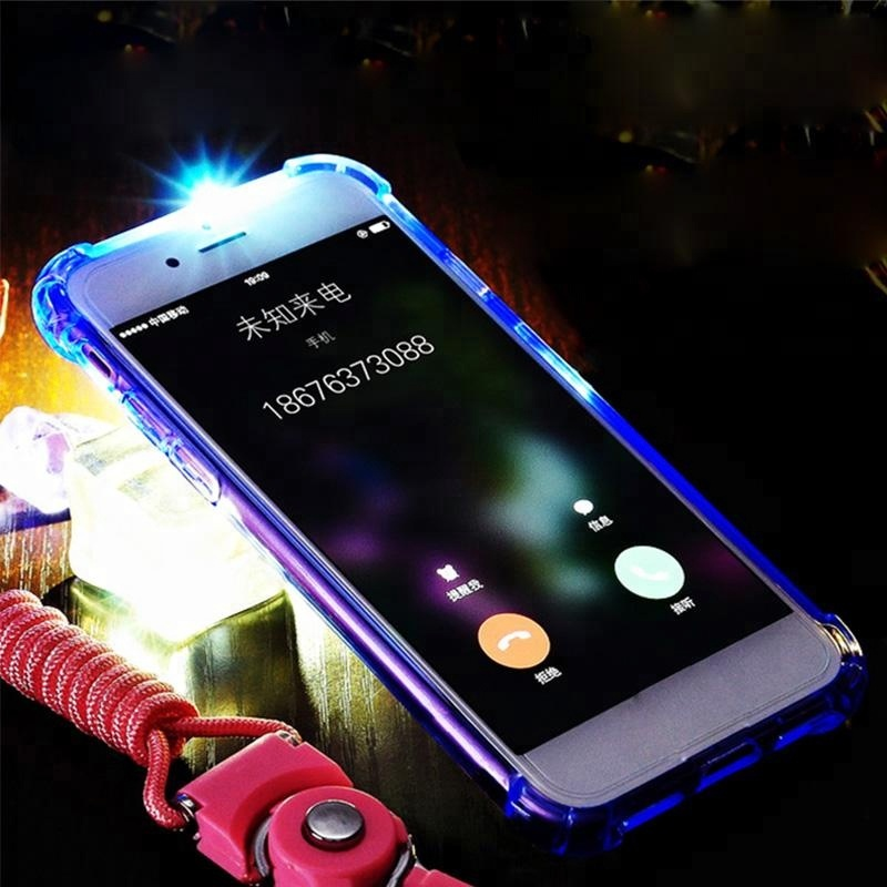 newest light up phone case for samsung galaxy s4 i9500/s4 mini i9190
