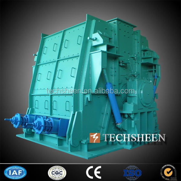 Techsheen CPKW-0908 Low Over-Crushing Ratio Brick Stone Tile Hammer Crusher
