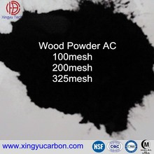 Factory Direct Price of Wood Activated Carbon Powder in Hangzhou China