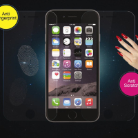 For Alcatel Idol 4 9H Ultra Thin Tempered Glass Screen Protector