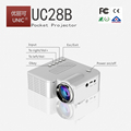 2017 new Cheapest!!! 50lumens UC28B projector wtih USB,TFcard