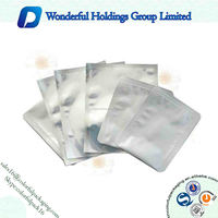 Three side seal bag/Aluminum foil packaging bag/High quality packaging bag