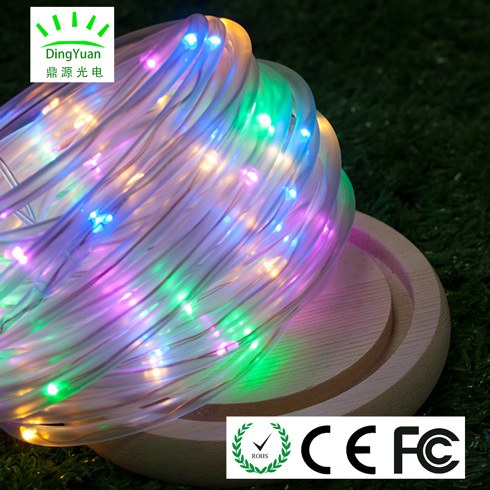 Premium quality & hot sales 3AA battery box 4multicolors 10m 100L led wedding light for home decoration&table accessories