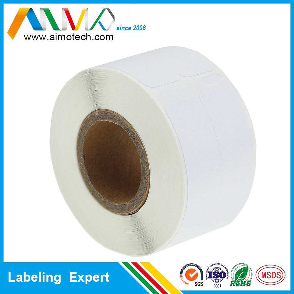 For Dymo 30277 White Self-Stick File Tab Labels 260/Roll for LabelWriter Tubo