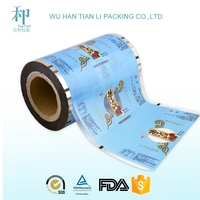 best price china supplier laminated security seal organic food grade plastic packaging film