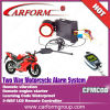 two way motorcycle alarm system best anti-theft alarm system /CFMC08