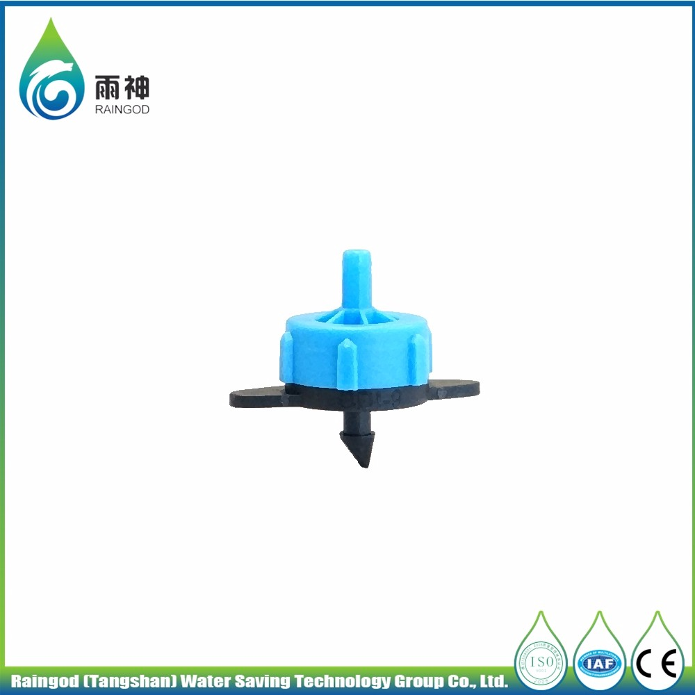 Reasonable Price Cylinder Pipe Drip Irrigation Pc Dripper