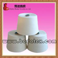 polyester yarn manufacture 40/2 100% Polyester Material and Hand Knitting,Knitting,Weaving Use t shirt yarn
