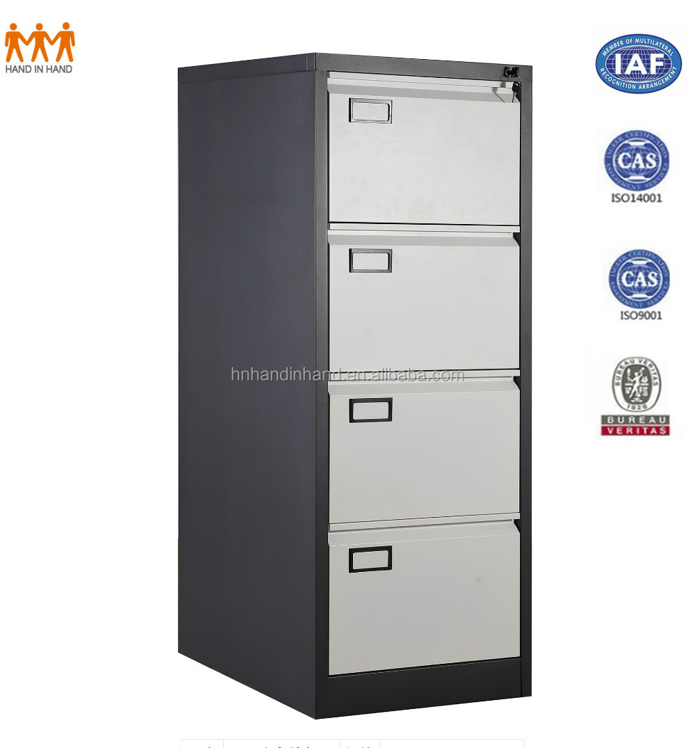 2016 cheap office 4 drawers steel file cabinet/filing cabinet