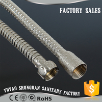 Professional manufacturer good quality oem stainless steel water flexible hose