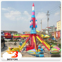 Cheap indoor kids amusement park rides self-control plane/ kids outdoor games equipment for sale