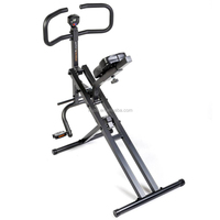high quality body exercise fitness horse riding machine
