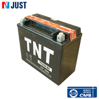 High performance 12v 18ah lead acid motorcycle battery for best price