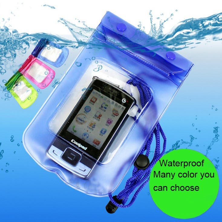 Hot Selling High Quality Waterproof Colorful Mobile Phone Bags